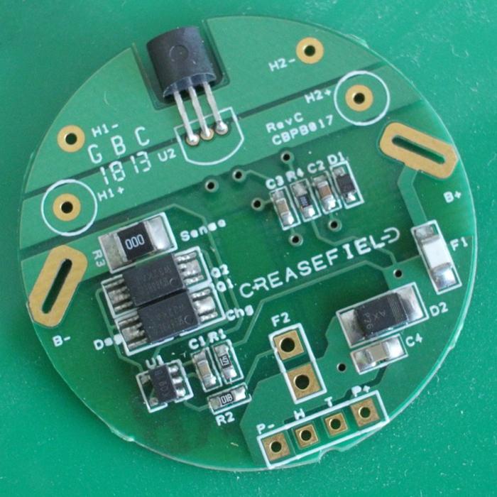 pcb battery design