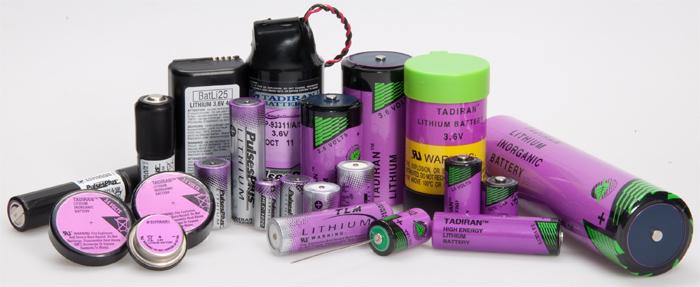 tadiran batteries lithium creasefield