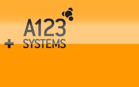 A123 Batteries